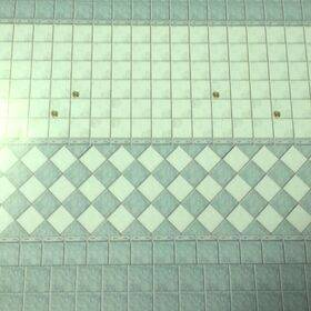 """PAPER-TILES BLUE 11X16"""" F06-35"""