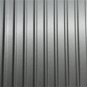 PATT SHT 7X12''VERTICAL RIB SIDING 1:48 GREY-VSR-4CG - shown metallic