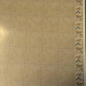 "PAPER-TILES BEIGE/PINK MARBLE 11X16"" F06-52"