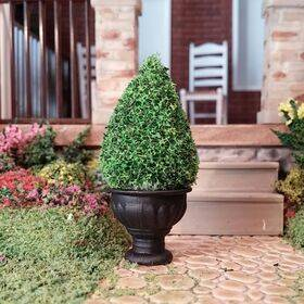 TOPIARIES 1:24 in Black URN 1PC