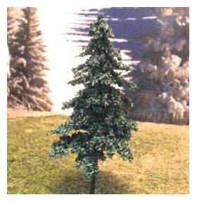 TREE-BLUE SPRUCE 3'' 6 PC TSP-3B