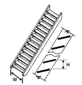 STAIR 1:100 5'' 2PC STAS-4-90662
