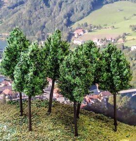 "PRE-MADE TREES5""  4PC TD130FG"