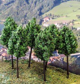 "PRE-MADE TREES 3""  6PC TD80FG"