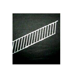 RAILING STAIR 1.5X17.5CM 2PC