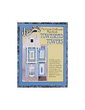 Dollhouse book Townhouse Towers