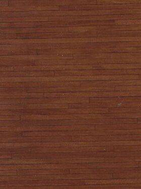 PAPER-DARK WOODFLOOR 1:24or1:48 2PC-PSP-38