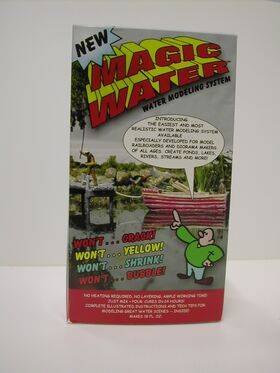MAGIC WATER RESIN 6oz KIT-MW-6