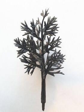 TREE ARMATURE 3'' BULK 12PC