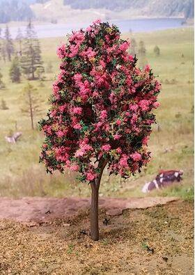 TREE-PREMADE 2'' BLOSSOM 6PC