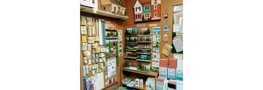 Model Builders Supply Hobby store
