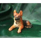 DOG-GERMAN SHEPHERD 1:12 1PC