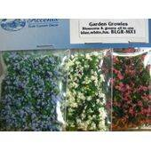 BLOSSOM GROWIES - Blue, White & Pink BLGR-MX1