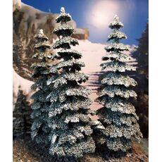 TREE BLUE SPRUCE 5.75'' tall  4PC TSDF-15BS