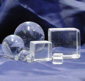 ACRYLIC BALL 1'' 2PC-AB-32